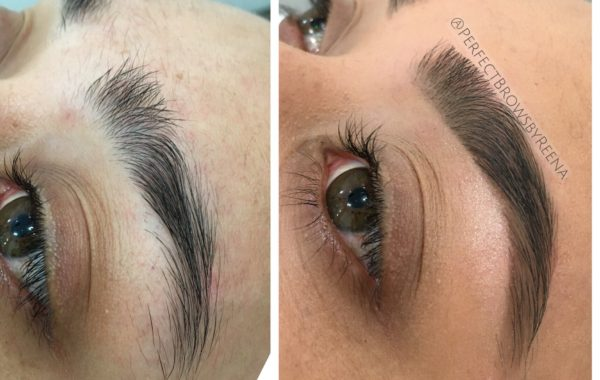 Eyebrow Shaping 2
