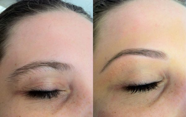 Eyebrow Shaping 3