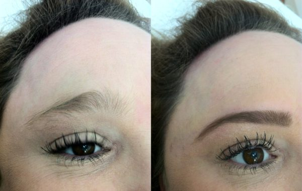 Eyebrow Shaping 4