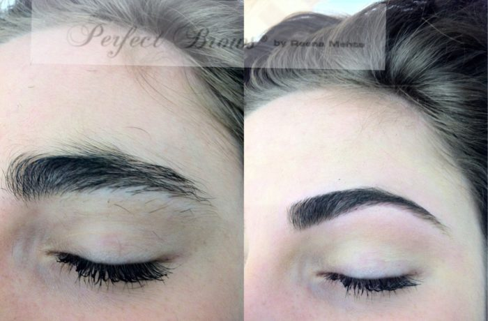 Eyebrow Shaping 6