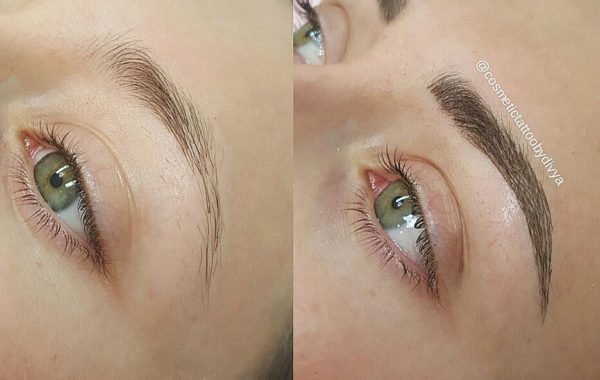 feather touch brows 4